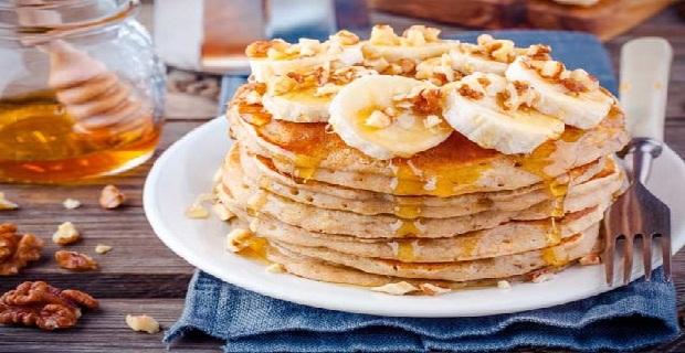 Kahvaltıların yıldızı: Pankek nasıl yapılır?