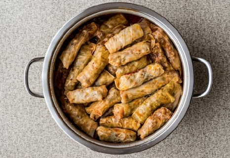 Etli lahana sarması tarifi