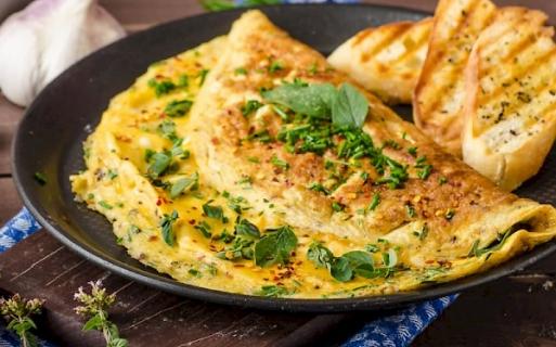 Mükemmel Omlet Yapmanın Püf Noktaları