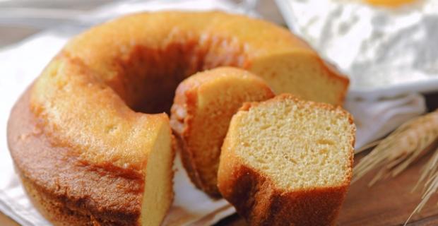 Portakalın mis kokusunun aktarıldığıportakallı kek tarifi