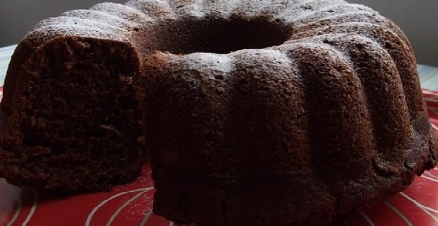 Kakaolu kek yapımı