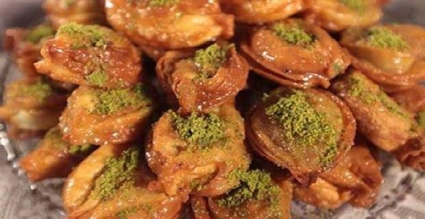 Adana'nın meşhur karakuş tatlısı nasıl yapılır?