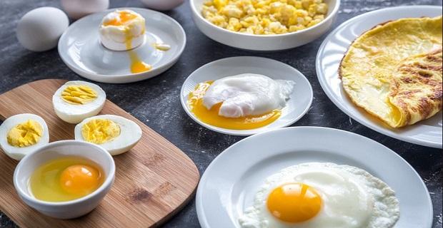 Yumurta pişirmenin en sağlıklı 5 yolu