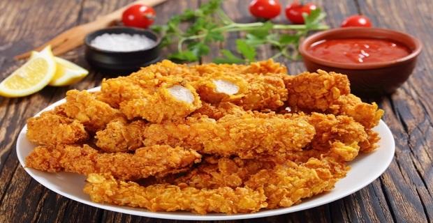 Evde çıtır tavuk göğsü tarifi