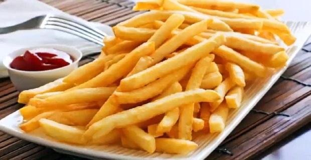 Neden Fast Food restoranlarında yediğimiz patates kızartması daha lezzetlidir?