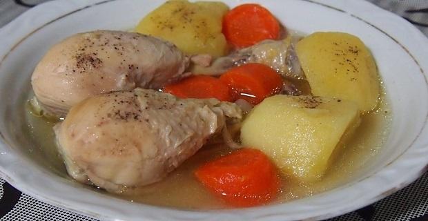 #Evdekal Damla sakızlı tavuk haşlama yapalım!