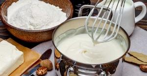 Beşamel sosu nasıl yapılır? İşte pratik beşamel sos tarifi ve püf noktası…
