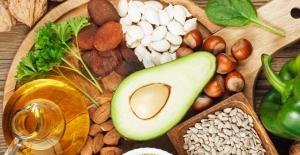 E vitamini nelerde var?