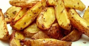 Fırında baharatlı patates nasıl yapılır?