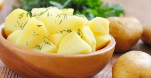 Kilo verdiren hafif lezzetli şok diyet: Patates diyeti