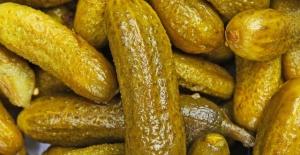 Kütür kütür ekşi lezzet: Salatalık turşusu