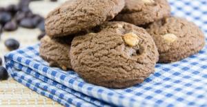 Bu defa içmeden tadına doyacaksınız: Kahveli kurabiye