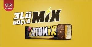 Algida'dan yepyeni lezzet: Atomix