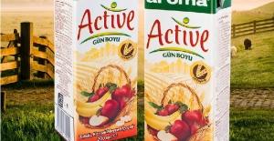 """Aroma'nın yeni ürünü """"Aroma Active Günboyu"""""""