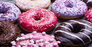 Puf puf donut tarifi