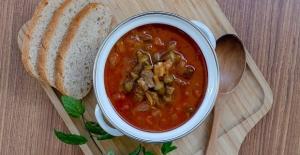 Besin değeri yüksek: Bamya çorbası tarifi