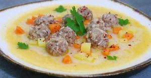 Ekşili köfte çorbası nasıl yapılır?