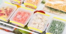 Derin dondurucuya konulmaması gereken yiyecekler