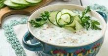 Ayranlı soğuk çorba nasıl yapılır?
